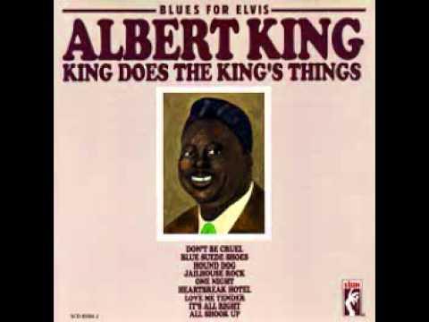 Albert King: Blues for Elvis  King does the kings things 1970 Álbum completo