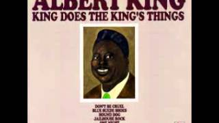 Albert King: Blues for Elvis - King does the king