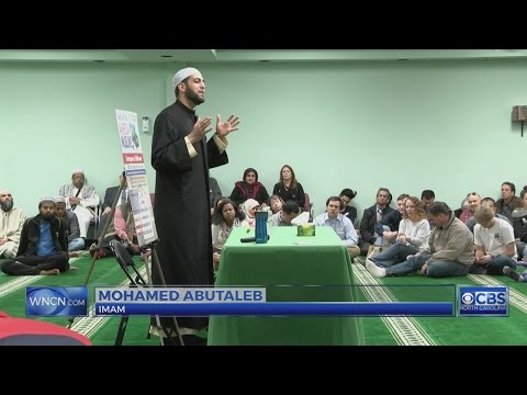 700+ tour mosque in Raleigh to learn about Islam