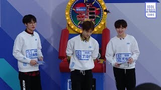 [ENG] Idol Producer EP8 Behind the Scenes: Behind the Scenes of Punch King Competition