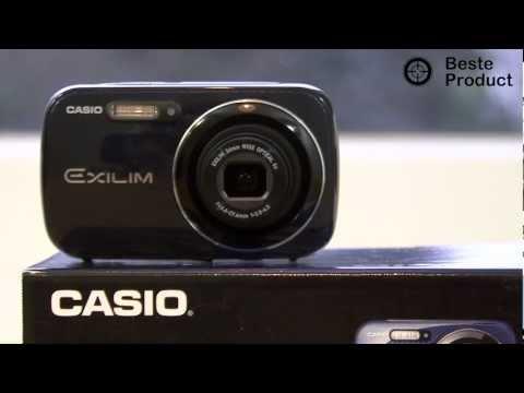 Casio Exilim EX-N50 review » BesteProduct