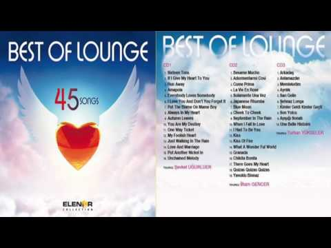 BEST OF LOUNGE  -WHAT A WONDERFUL WORLD