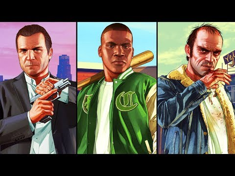 5 AÑOS de GTA V