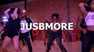 Rotimi -Kitchen Table | Choreography by JusBmore & Aliya Janell