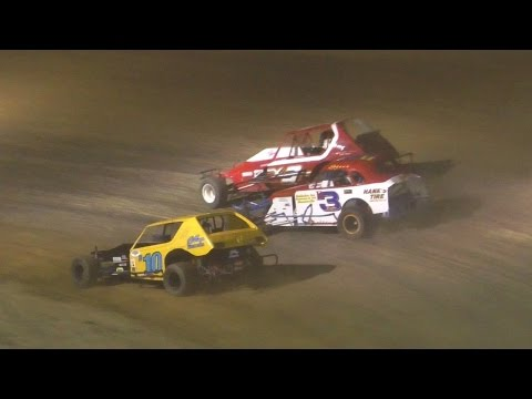 PA Vintage Modified Feature | McKean County Raceway | Fall Classic | 10-15-16