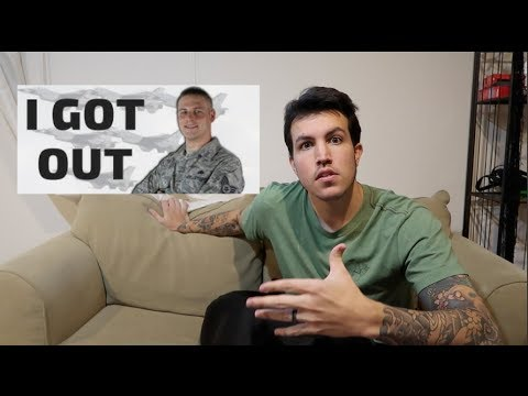 My thoughts on Kyle Gott getting out of the Air Force