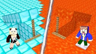 GEHEIME LAVA BASE VS. GEHEIME DIAMANT BASE!