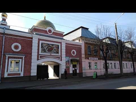 Видеопрогулка город Слободской