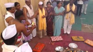 4 purna ahuti of the havan