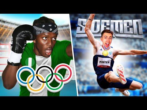 SIDEMEN OLYMPICS: GOING FOR GOLD!