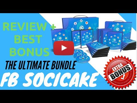 SociCake Review | BEWARE of SociCake ? . http://bit.ly/2ZvzOQD