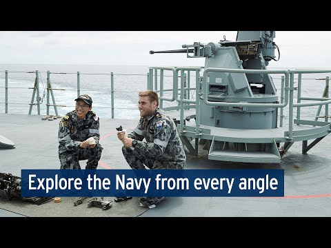 Navy: Explore life from every angle