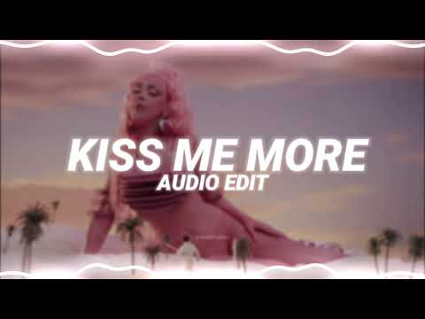 kiss me more – doja cat ft. sza (doja cat's verse) [edit audio]
