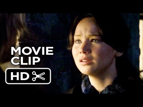 The Hunger Games: Catching Fire Official CLIP - Distraction (2013) HD