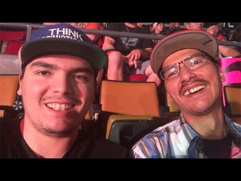 WWE RAW IN TORONTO LIVE REACTIONS (with Jaret Maracle)