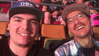 WWE RAW IN TORONTO LIVE REACTIONS (with Jaret Maracle) thumbnail