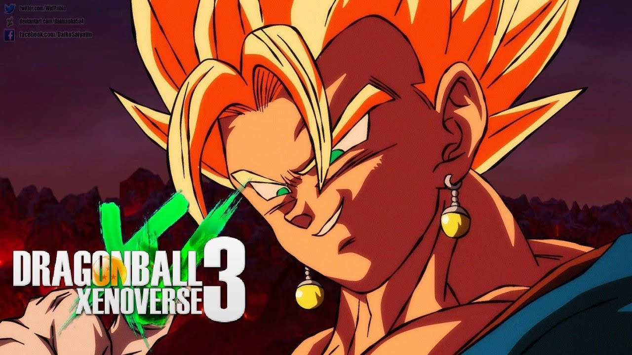 Big Xenoverse 3 Announcement! (July 22?) Dragon Ball Xenoverse 3