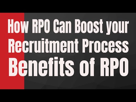 How RPO Can Grow your Business| Benefits of RPO Service | Mars Outsourcing (RPO)
