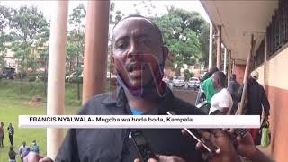 Ba boda boda abakolera mu Kampala Central balonze abakulira