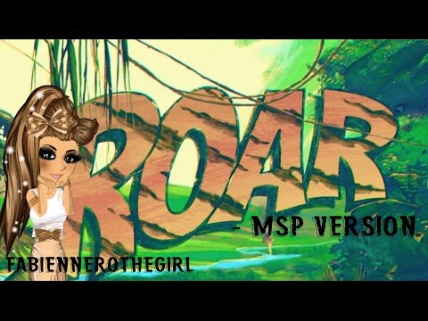 ✿ Roar // Msp Version ✿