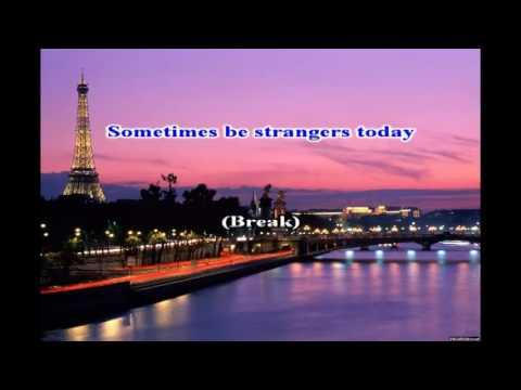 C C  Catch   Strangers By Night Karaoke   Lyric   New Wave