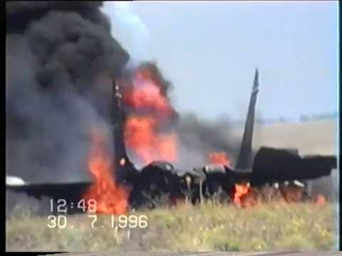 Катастрофа МиГ-29 из