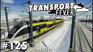 Transport Fever S4/#125: Eine neue Strecke für Berlin [Lets Play][Gameplay][German][Deutsch] Video