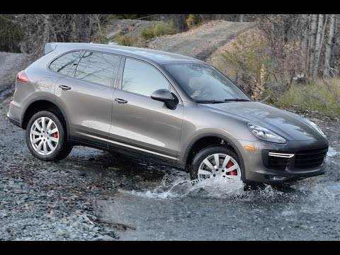 2015 Porsche Cayenne S and SE-Hybrid review