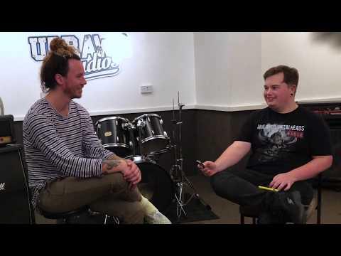 Hands Like Houses (Alex The Answerer) Interview @ The Asylum Birmingham 20.10.2018