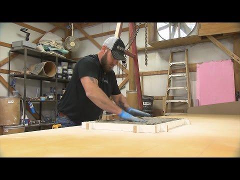 Dusty Baker, Concrete Artist   Tennessee Crossroads