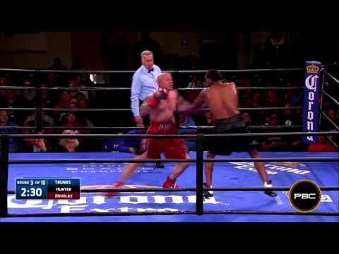 Hunter vs. Douglas HIGHLIGHTS: Oct. 13, 2015 - PBC on FS1