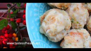 Bread Dumplings Czech Recipe - Bread Dumplings Czech - Bread Dumplings Recipe