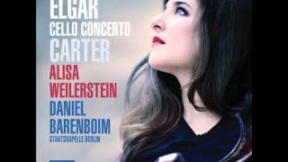 Elgar op.85 - I.Adagio - Moderato / Alisa Weilerstein and Staatskapelle Berlin