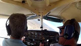 Clint Walker New Pilot First Flight to Chiriaco Summit from KSEE