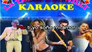 DE ORO - FAMILIA ANDRE - KARAOKE-