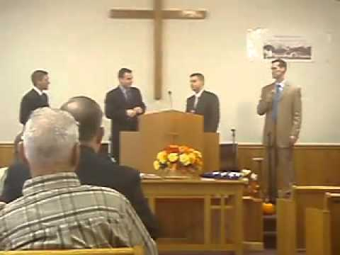 Committed Quartet - This House Is Built On Amazing Grace
