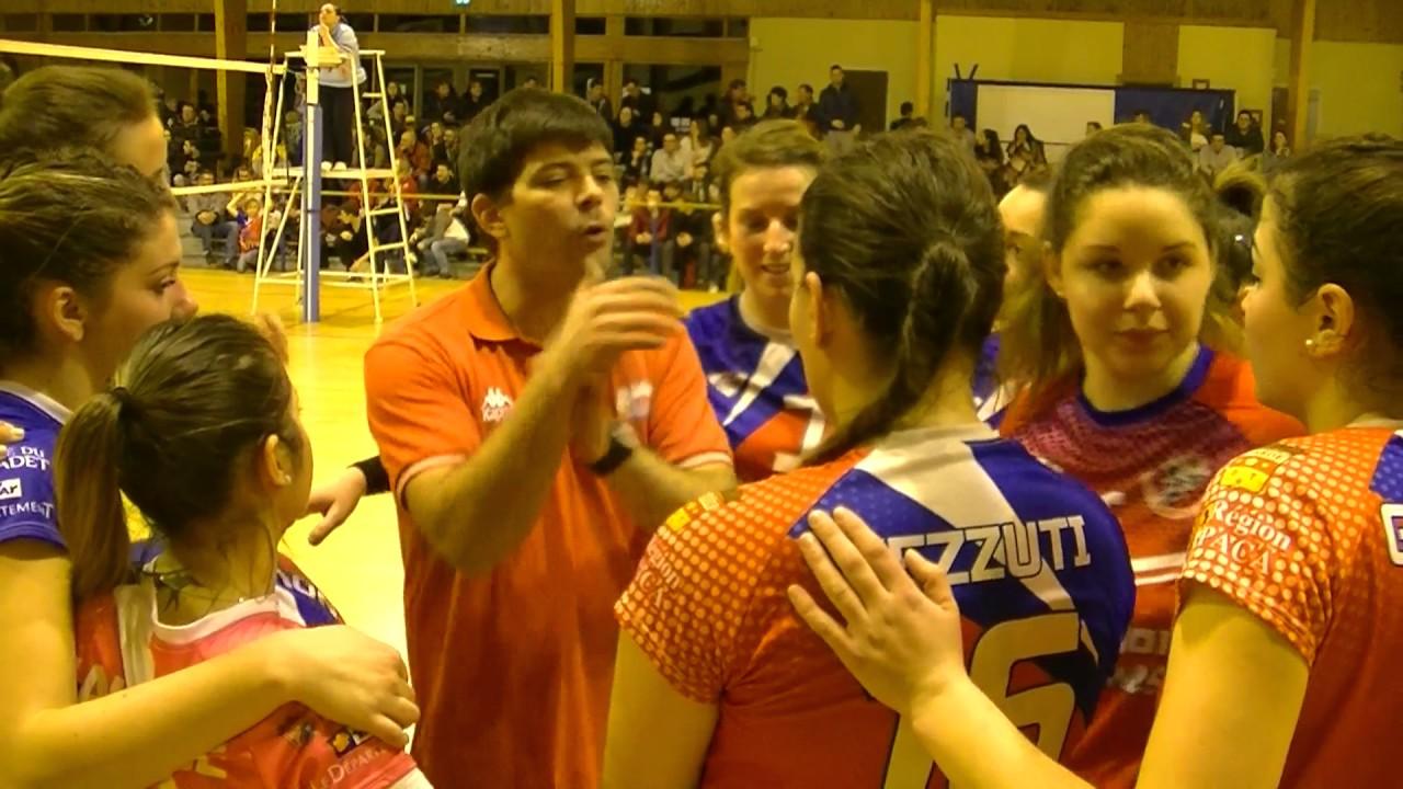 Volleyball 8 me de finale coupe de france la garde le - 8eme de final coupe de france ...