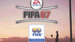 FIFA 07 (GBA) - DFB-Pokal Longplay