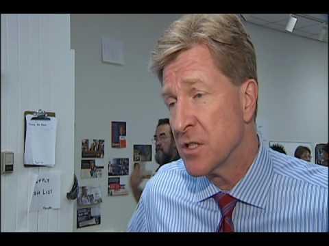 NBC12 Decision Virginia talks to Brian Moran about Creigh Deeds