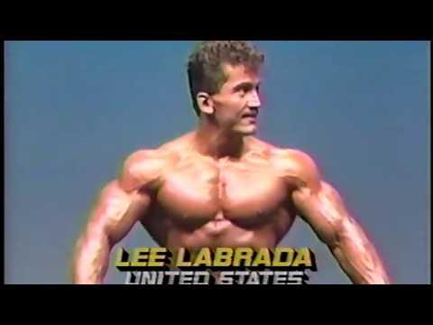 Lee Labrada 1985 Mr. Universe