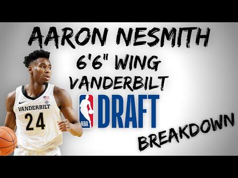 Aaron Nesmith Draft Scouting Video   2020 NBA Draft Breakdowns
