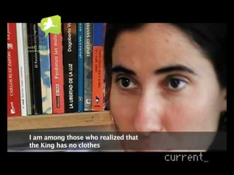 Yoani Sanchez on Internet for the 2010 Nobel Peace Prize