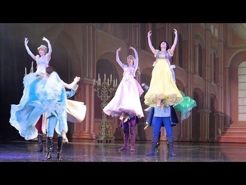 ダンス パンチラ プリンセス