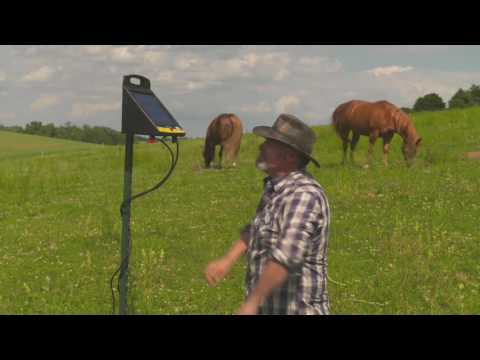 how-to-install-a-solar-fence-charger:-electric-fence-101-|-zareba®