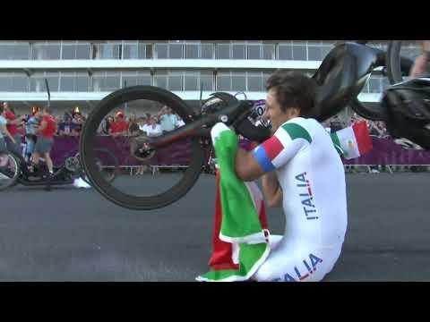 Alex Zanardi   Memorable Paralympic Moments
