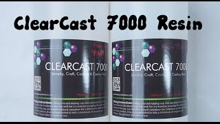 ClearCast 7000 Resin Review/Demo
