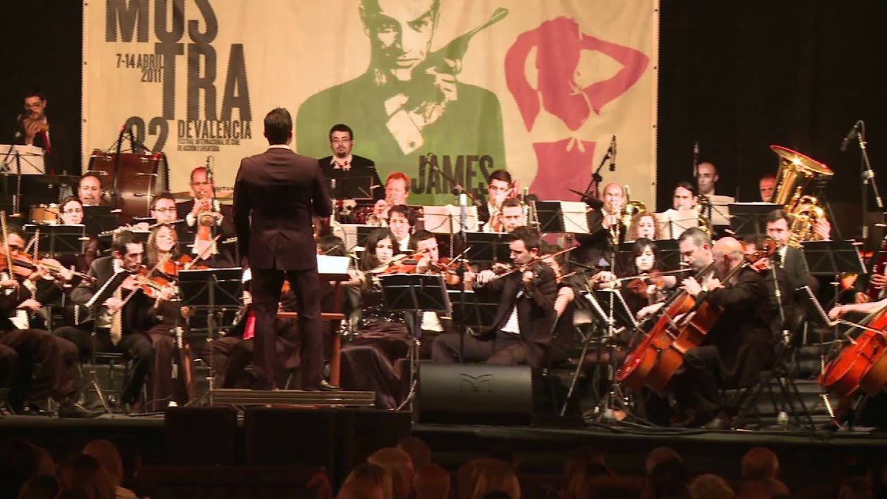 THE FILM SYMPHONY ORCHESTRA: James Bond Theme (Monty Norman)