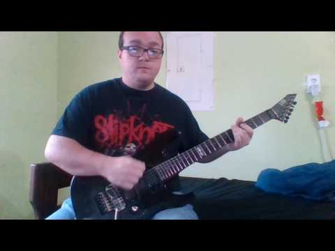 Disturbed - Remember guitar cover