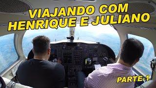 Viajando com Henrique e Juliano Parte 1 - PLAGIO
