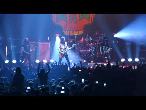 Slash – Anastasia @ Atlas Arena, Łódź 12.02.2019